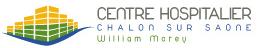 logo du Centre Hospitalier Chalon sur Saône William Morey