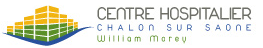 logo du Centre Hospitalier Chalon sur Saône William Morey